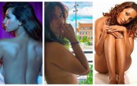 topless photoshoot