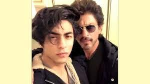 Superstar Shah Rukh Khan's son Aryan Khan